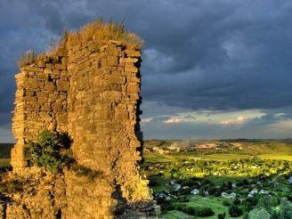 Кудринецкий замок, Кудринцы