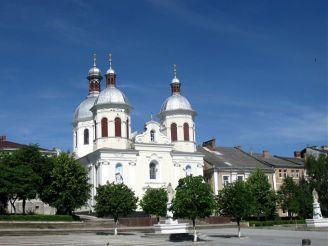 Троицкий собор, Бережаны