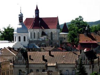 Бернардинский монастырь, Бережаны