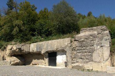 Бункер Лінії Арпада, Верхня Грабівниця