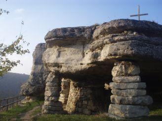 Скальный монастырь, Монастырок