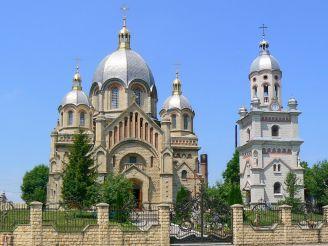 Михайловская церковь, Толстое