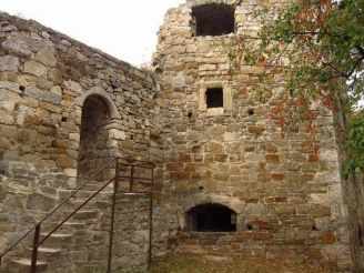 Terebovliansky Castle