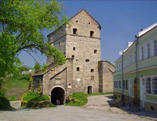 Башня Стефана Батория, Каменец-Подольский