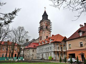 Доминиканский костел Св. Николая, Каменец-Подольский
