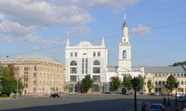 Церковь Святой Екатерины (Греческий монастырь), Киев