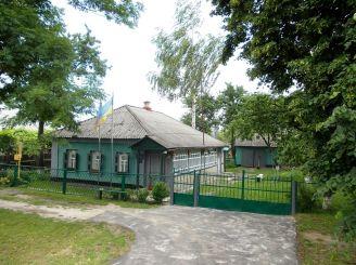 Мемориальный музей-усадьба Пошивайло