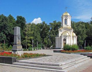 Пантелеймонівська церква, Полтава