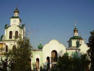 Свято-Троицкая церковь, Лубны