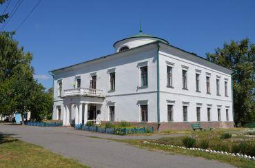 Manor Kotlyarevskogo Vishnyaki