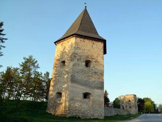 Замок Концких