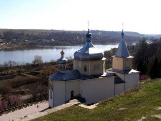 Вознесенська церква, Вишнівець
