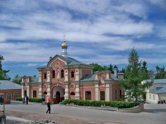Свято-Духовский скит, Почаев