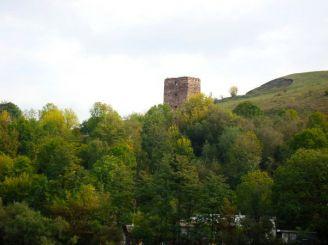 Раковецький замок, Раковець