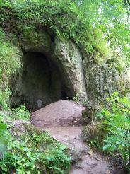 Печера самітника, Нирків