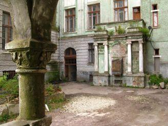 Венеціанський (Італійський) дворик, Тернопіль