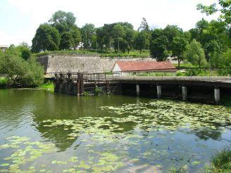 Водяная мельница, Збараж
