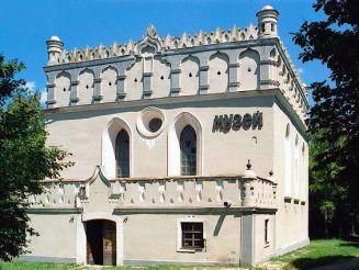 Synagogue, Gusyatin