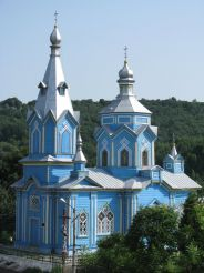 Exaltation of the Cross Church, Kremenets