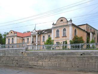 Дворец Дзембовских, Кременец