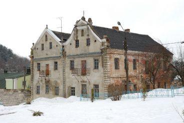 Дома-близнецы, Кременец