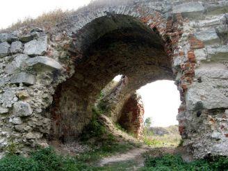 Залозецкий замок, Зализцы