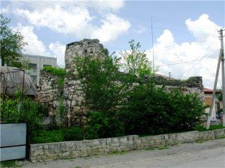 Замковая башня, Озеряны