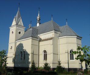 Church of St. Nicholas, Belz