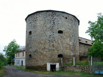 Буданівський замок, Буданів