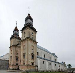 Костел Св. Антония (Бернардинский монастырь в Збараже)