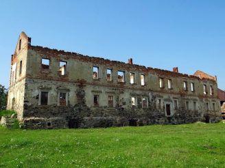 Замок Потоцьких, Золотий Потік