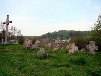 Казацкое кладбище, Кременец