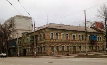 Former house Minaeva