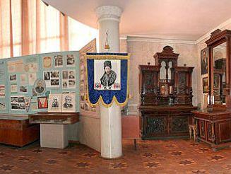 Краеведческий музей, Залещики