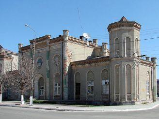 Нова синагога, Чортків