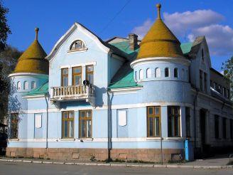 Особняк Громницьких (Музей УПА), Підволочиськ