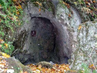 Печера відлюдника, Нирків
