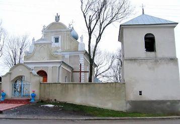 Покровская церковь, Гримайлов