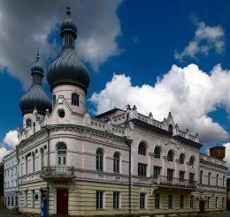 Російський дім (Краєзнавчий музей)