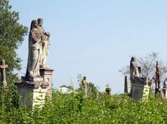 Старое польское кладбище, Струсов