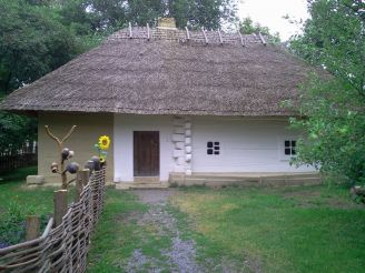 Садиба-музей Тараса Шевченка, Моринці