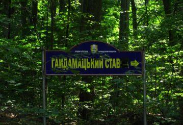 Гайдамацкий пруд, Мельники