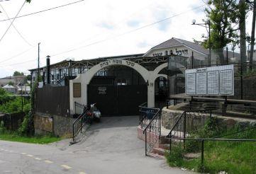 Могила цадика Нахмана, Умань
