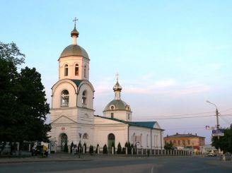 Николаевский собор, Умань