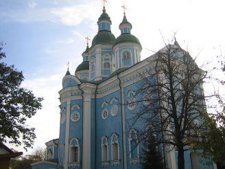 Свято-Покровський Красногірський жіночий монастир