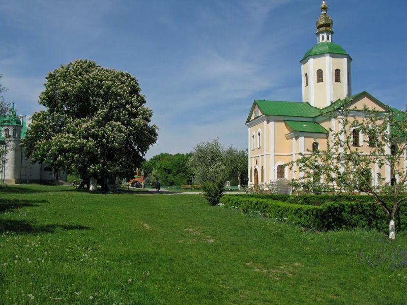 Подорожуй Україною: Черкащина