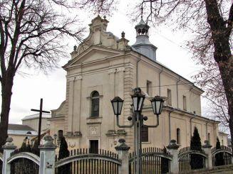 Успенський костел, Копичинці