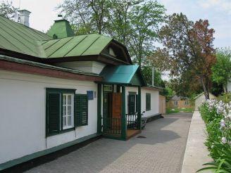 Зеленый домик (Музей Пушкина и Чайковского), Каменка