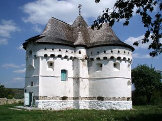 Church of the Intercession castle