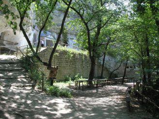 Скально-пещерный монастырь, Бакота